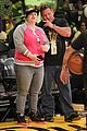 rebel wilson cheers on lakers with mystery man by her side 22