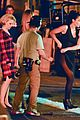 jennifer aniston olivia munn start office christmas party kate mckinnon 48