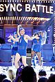 hayley atwell does lady gaga on lip sync battle 11