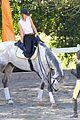 iggy azalea rides horse after team video 10