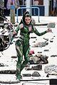 elizabeth banks films stunts as rita repulsa 06