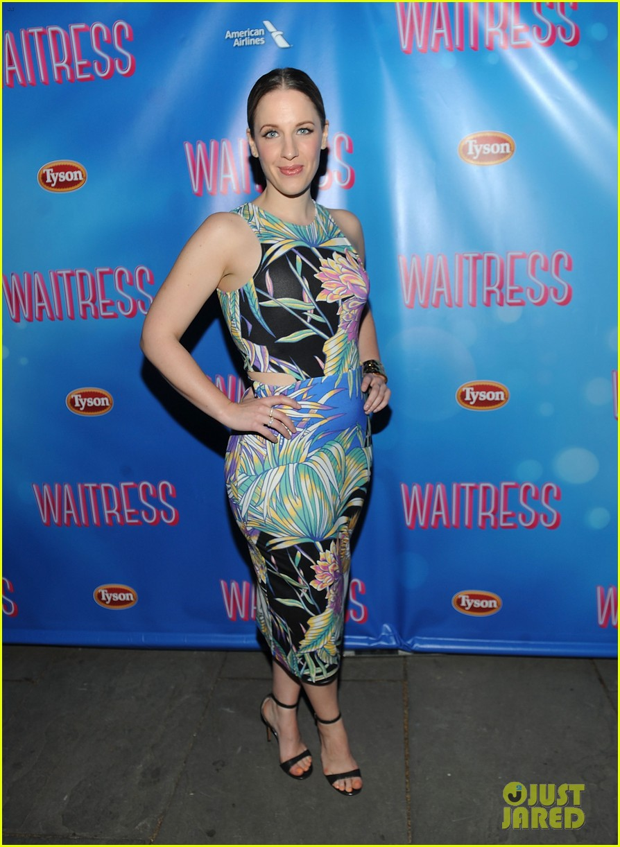 sara bareilles celebrates waitress broadway opening night 013639643