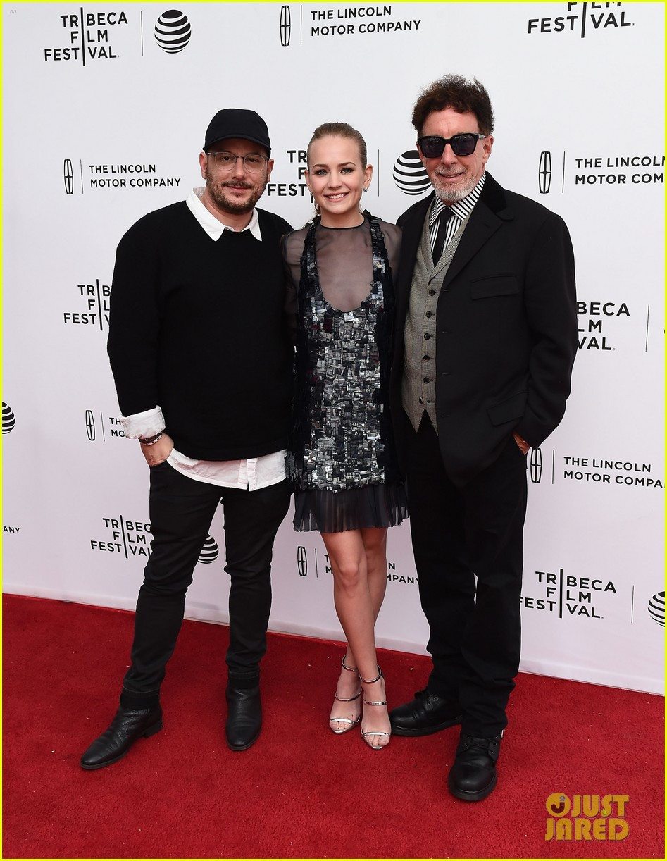 britt robertson costars mr church tribeca premiere 03