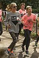 cara delevingne lady garden 5k run 05