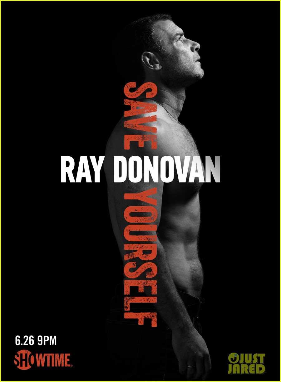 Liev schreiber goes shirtless for 39 ray donovan 39 season 4 poster photo 3626009 liev schreiber - Liev schreiber ray donovan season 3 ...