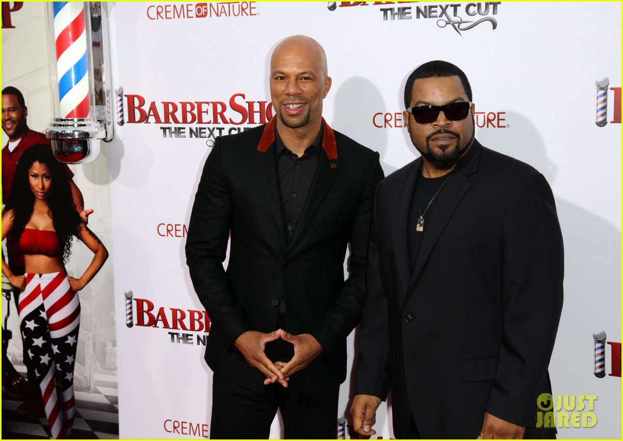 eve ice cube bring barbershop the next cut to hollywood 033624649
