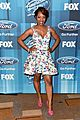 fantasia latoya london reunite at american idol finale 05