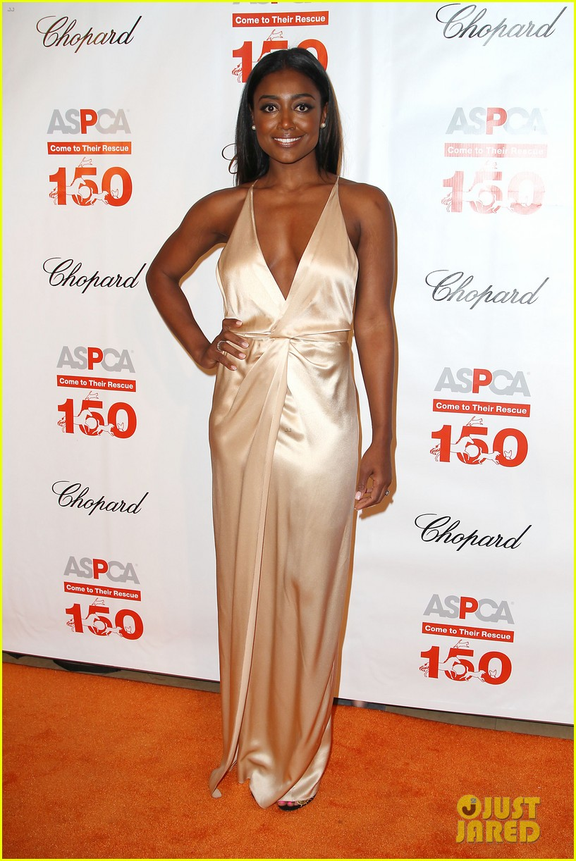 megan hilty patina miller aspca event 01