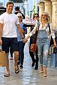 julianne hough brooks laich giggle shopping 11