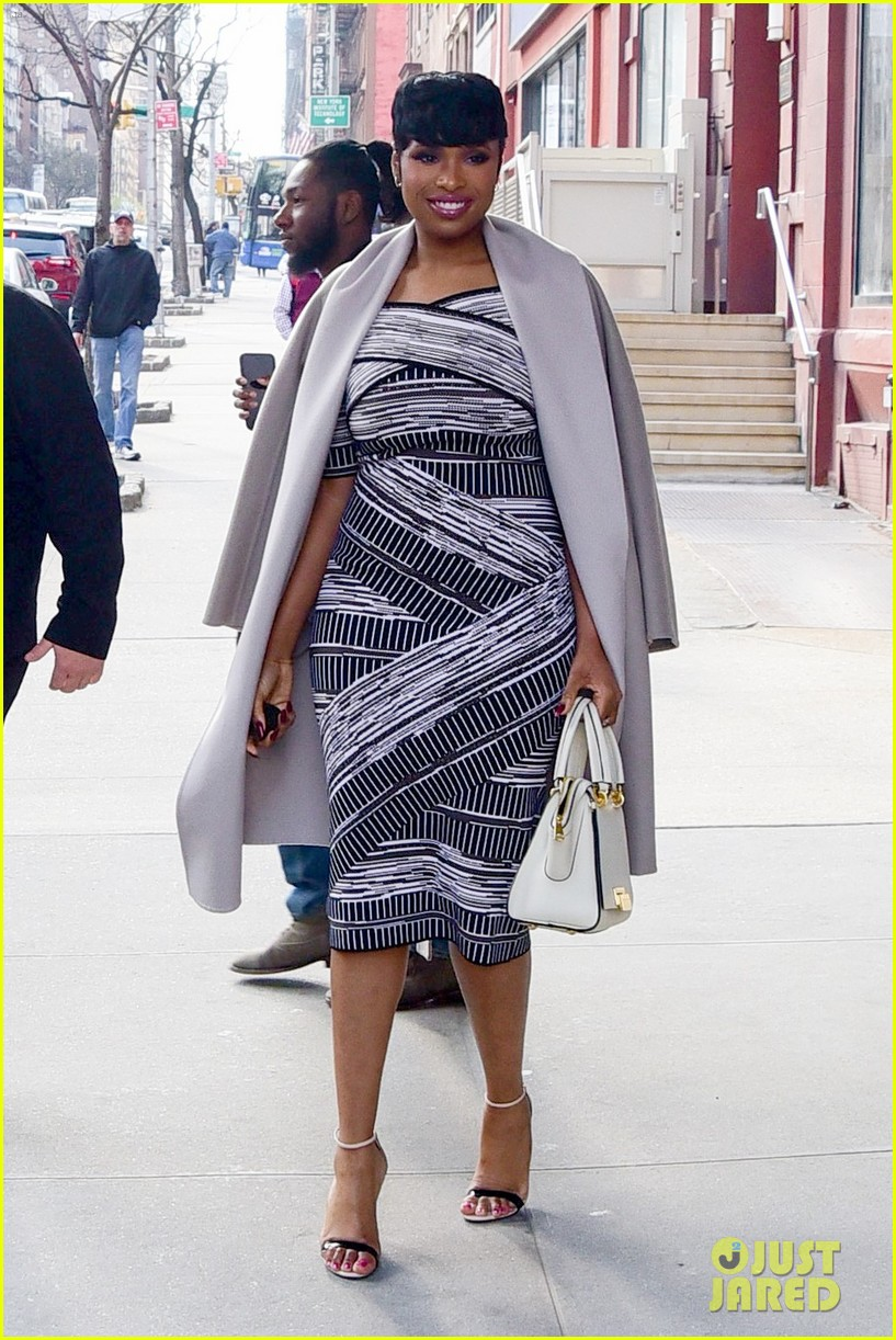jennifer hudson shows off her sons awesome hairstyle 083632551