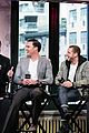 jamie bell turn aol build event nyc 09
