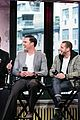 jamie bell turn aol build event nyc 15