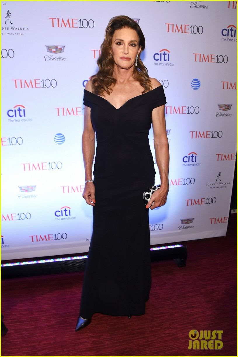 caitlyn jenner glams up for time 100 red carpet event 013640935