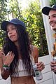 zoe kravitz will peltz close out coachella with calvin klein 13