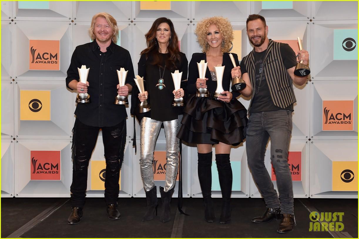little big town acm awards 2016 performance video 09