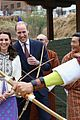 prince william kate middleton recieve warm welcome by king queen bhutan 06