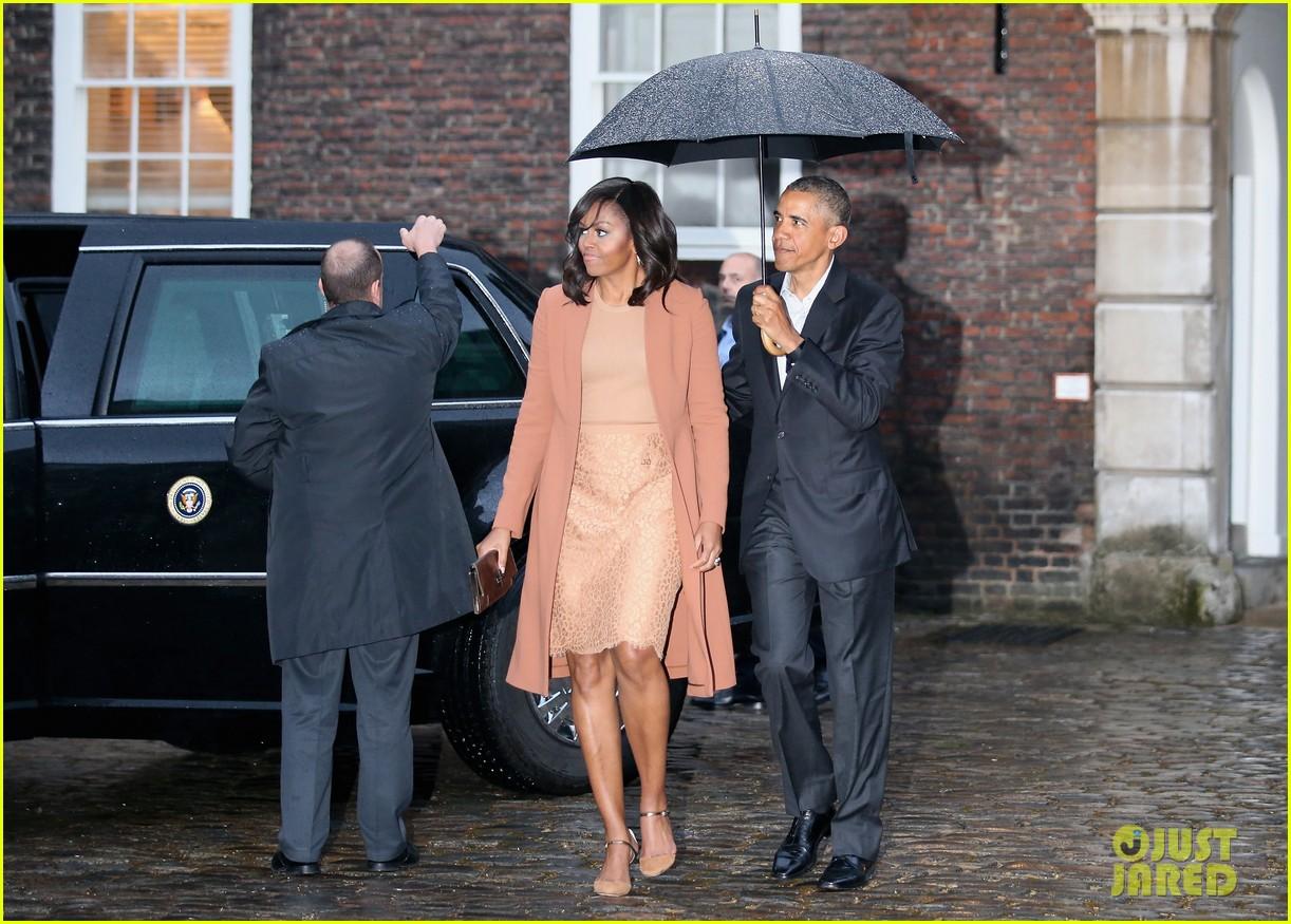 Resultado de imagem para filhas de michelle obama quando nasceram