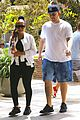 rob kardashian blac chyna step out after engagement 05
