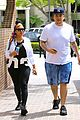 rob kardashian blac chyna step out after engagement 45