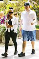 rob kardashian blac chyna step out after engagement 51