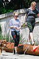 amanda seyfried takes finn for a hike 18