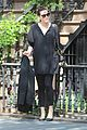 liv tyler shows off baby bump while out and about 02