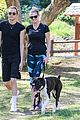 kate upton hikes with her dog 10