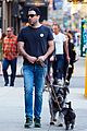 zachary quinto vote hillary clinton nyc 07