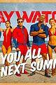 baywatch movie wraps production 02