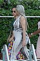 blac chyna shows off her baby bump in miami 06