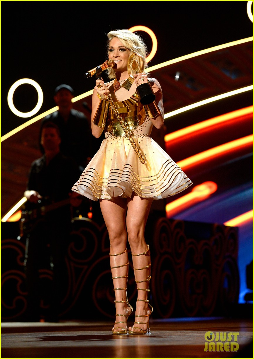carrie underwood accas 2016 performance video 013645153