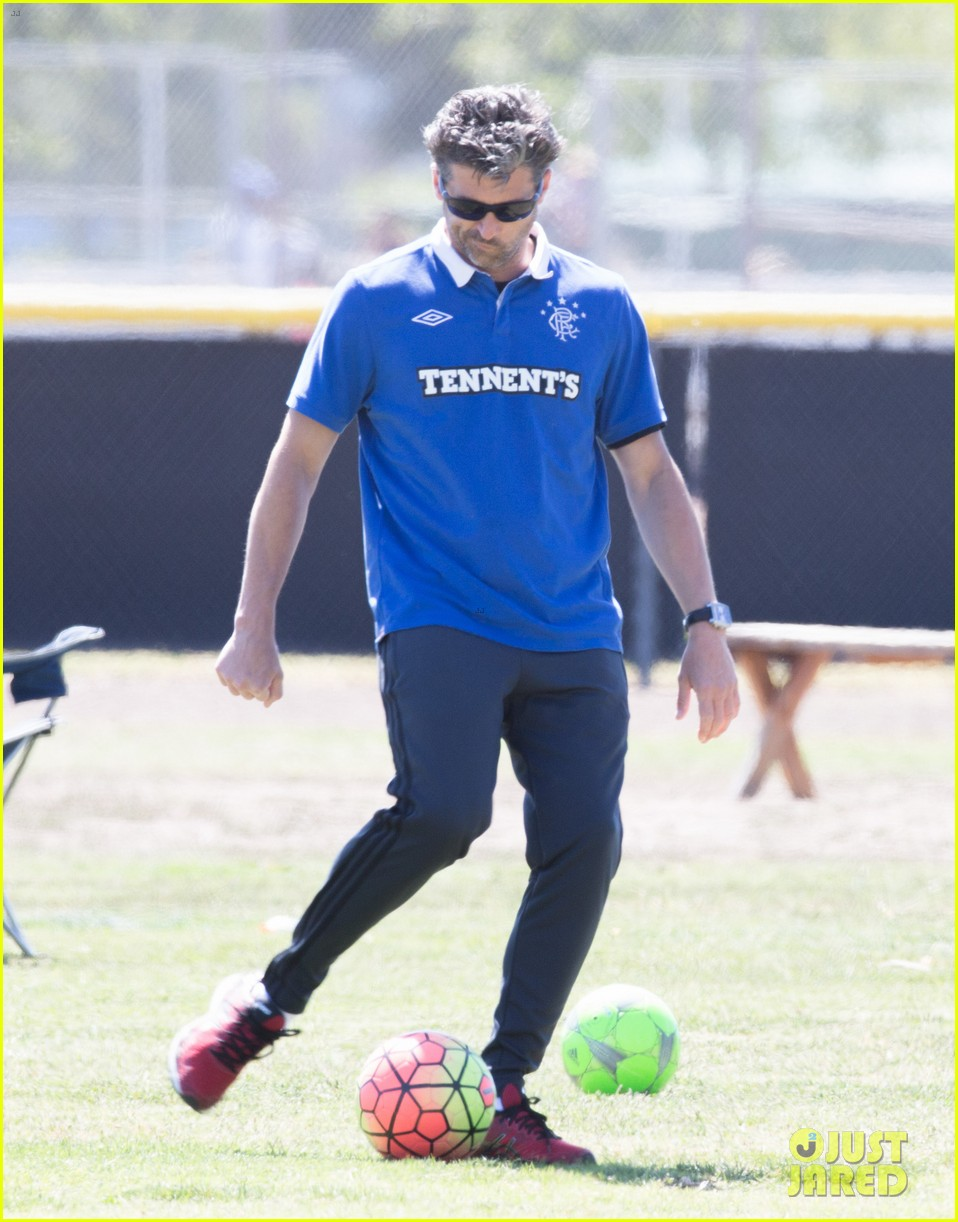 Full Sized Photo Of Patrick Dempsey Plays Soccer Dad 06
