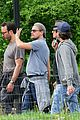 leonardo dicaprio lifts his shirt flashes some skin 40
