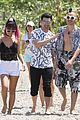 dnce miami volleyball tourney iheart pool party 01