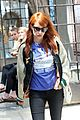 emma roberts salon stop shopping pickup after split 04
