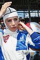 lady gaga indy 500 2016 race 10