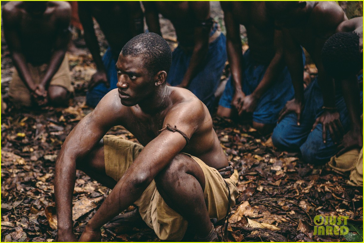 who plays kunta kinte on roots meet malachi kirby 073670014