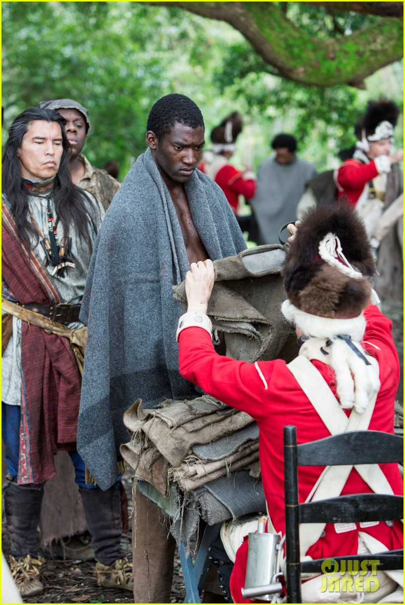 who plays kunta kinte on roots meet malachi kirby 153670022