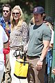 heidi klum mark wahlberg meet up on the soccer field 02