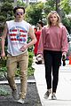 chloe moretz brooklyn beckham lunch friends 04