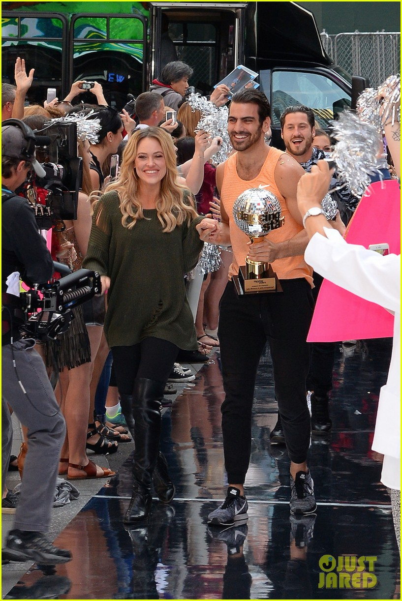 nyle dimarco dancing with the stars champion good morning america 233666005