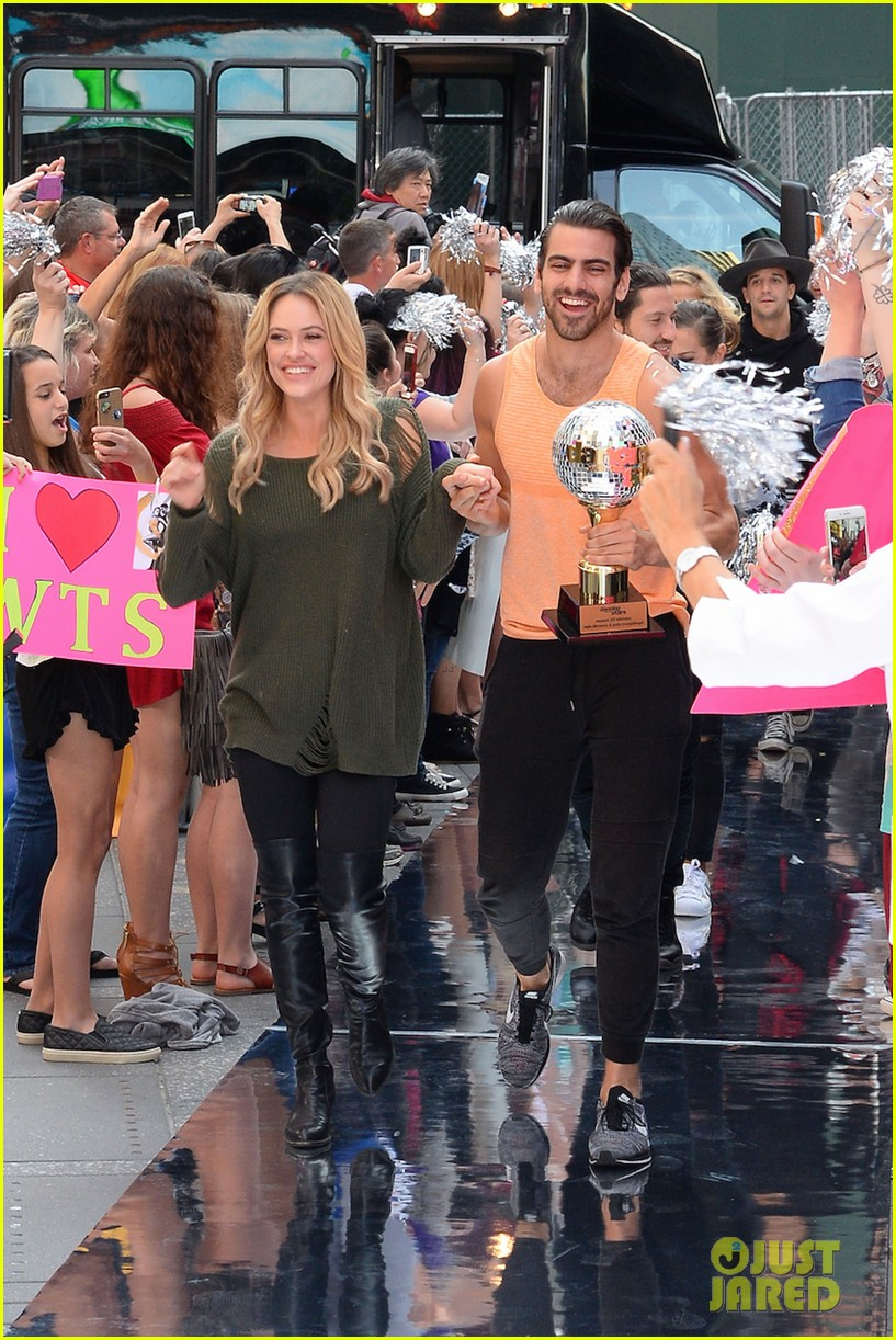 nyle dimarco dancing with the stars champion good morning america 253666007