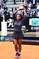 serena williams 2016 wins italian open 17