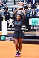 serena williams 2016 wins italian open 18