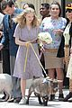 amanda seyfried pig the clapper filming 03