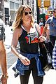 jennifer aniston justin theroux step out in new york 02