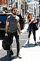 jennifer aniston justin theroux step out in new york 07