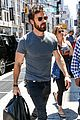 jennifer aniston justin theroux step out in new york 13