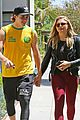 brooklyn beckham chloe moretz grab lunch together 02