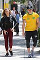 brooklyn beckham chloe moretz grab lunch together 14